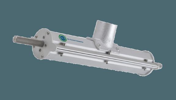 Aluminium Air Knife Luftdüsen für Luftvorhang