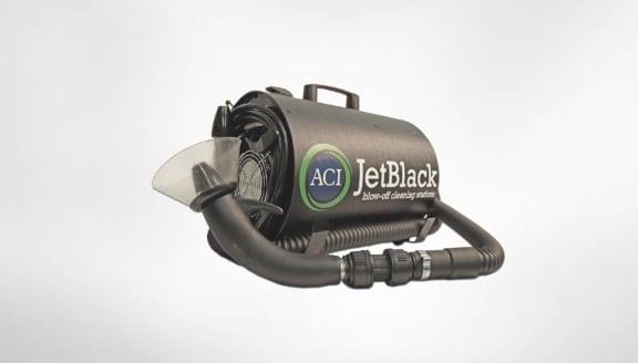 Portable JetBlack Personenreinigung
