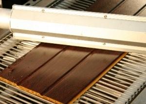 Air Knife - Holz Oberflächentrocknung