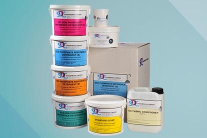 Genormte Waschmittel - IEC und ECE - ISO 6330