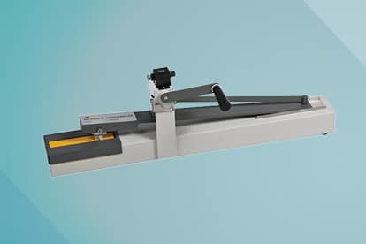 Crockmeter - Reibechtheitstester nach ISO 105 X12 Kopie