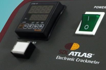Elektronisches Crockmeter - Reibechtheit