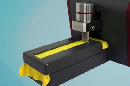 Elektronisches Crockmeter - Reibfinger