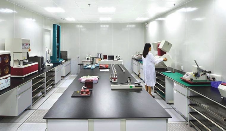 SDL - Textiles Prüflabor