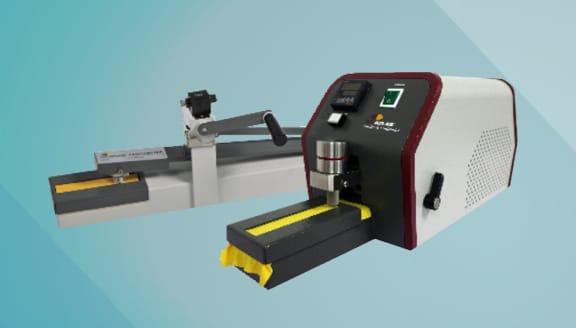 Crockmeter - Reibechtheitstester Ü
