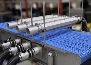 Bandtrockner - Durchlauftrockner Oberflächentrockner