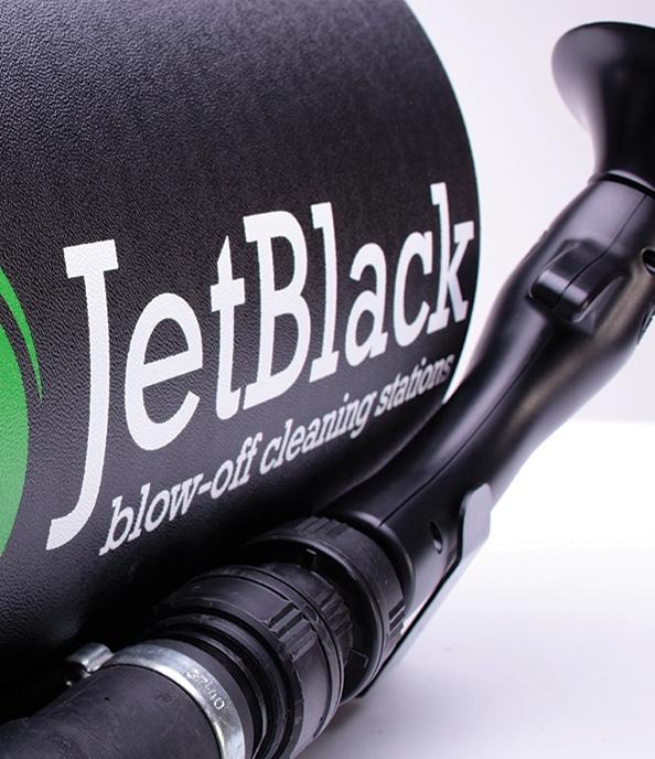 Portable JetBlack - Nahaufnahme