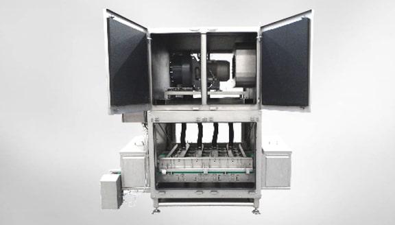 Trocknungssystem für Doypacks, Beutel, Pouches