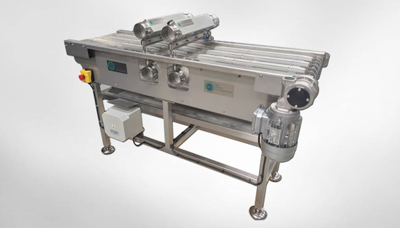 Trocknungssystem mit Air Knife Luftdüsen