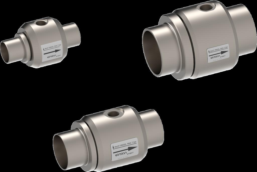 Luftstromverstärker AM Serie