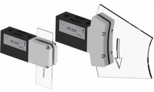Wirbelrohr VR600G