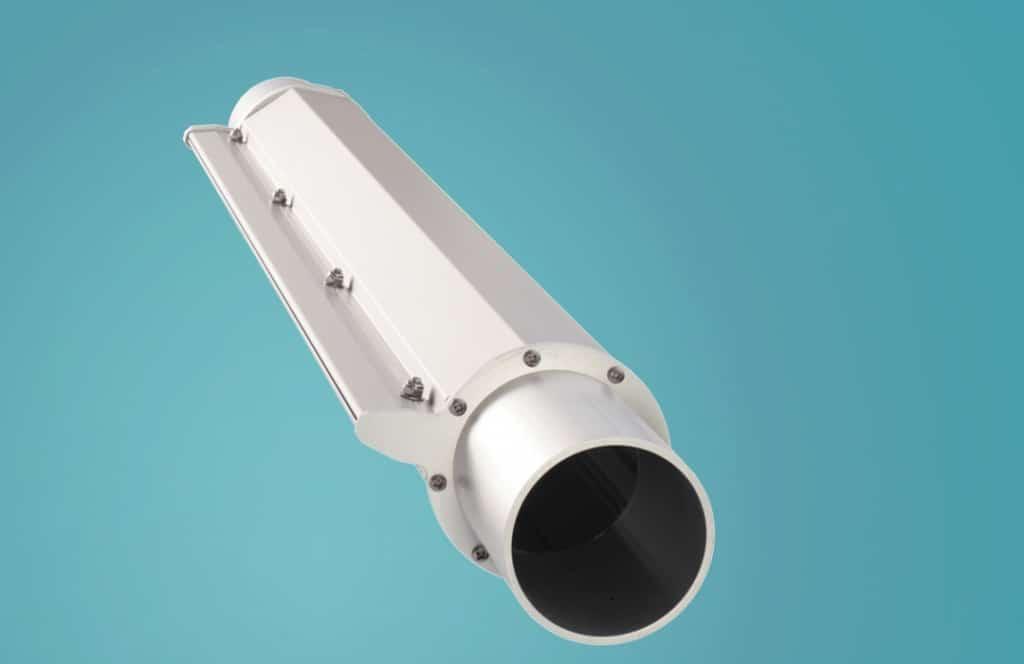 Luftklinge für Gebläse-Versorgung