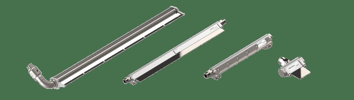 Merkmale von Airknives für Druckluft